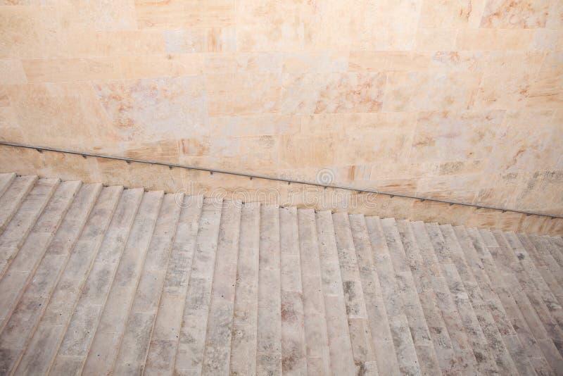Trappa för Valletta stadsport royaltyfri foto