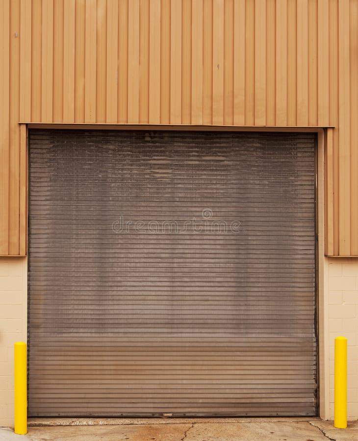 Trappe d'entrepôt image libre de droits