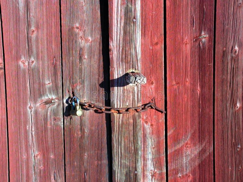 Trappe de grange photographie stock libre de droits