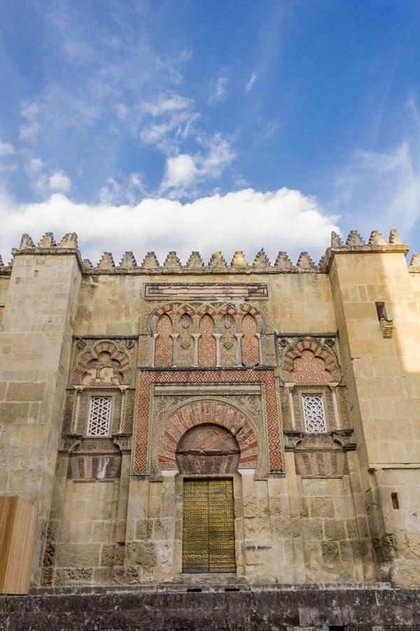 Download Trappe De La Mosquée à Cordoue Photo stock - Image du trappe, construction: 45353986