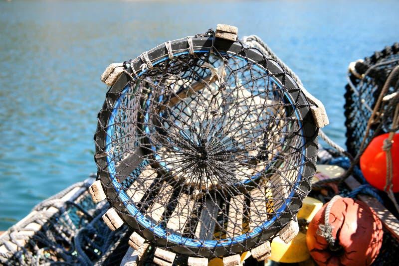 Trappe de langoustine images libres de droits