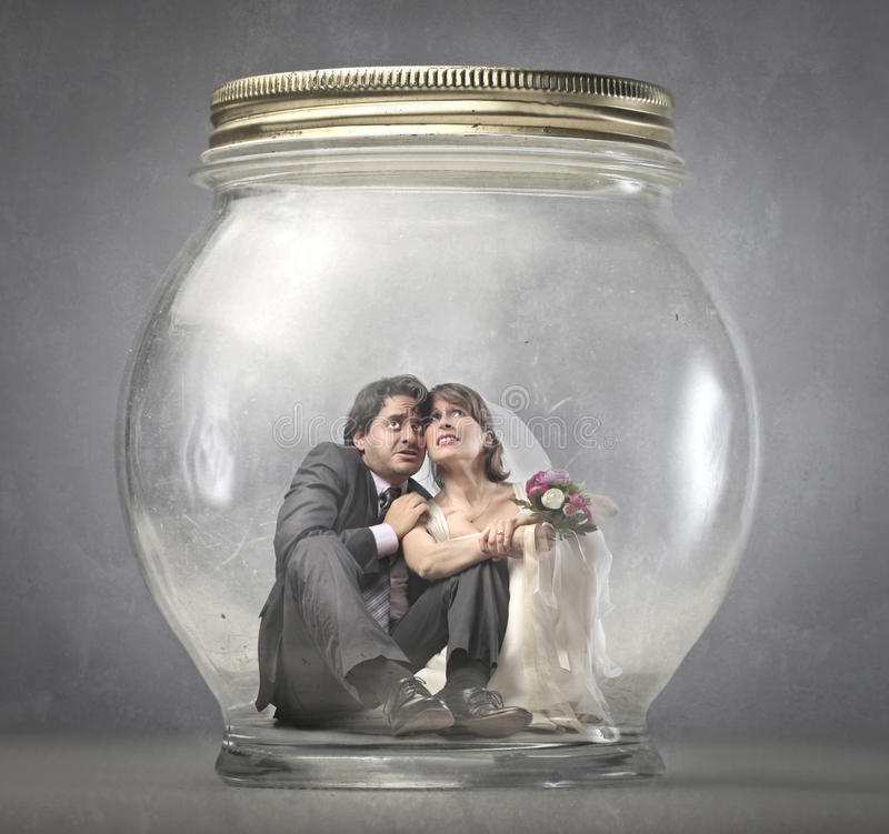 Free Trapped In Marriage Stock Photography - 24626422