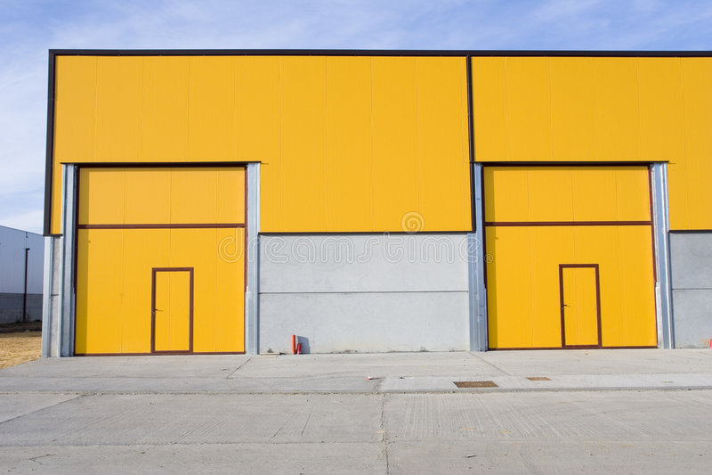 Trappes d'entrepôt photos libres de droits