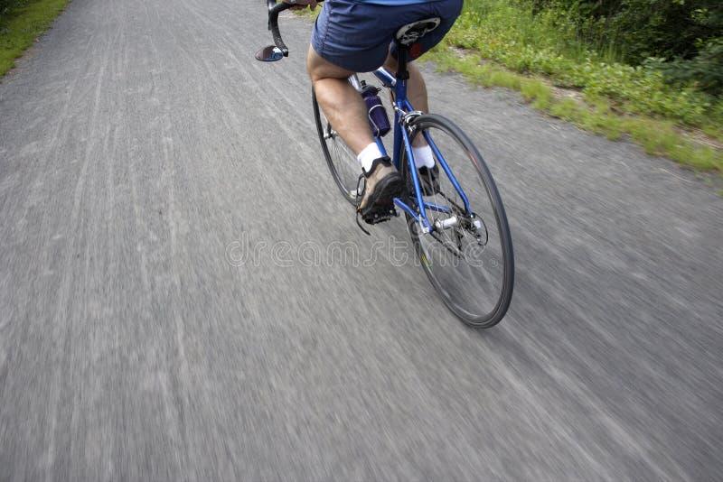 trasa rowerów fotografia stock
