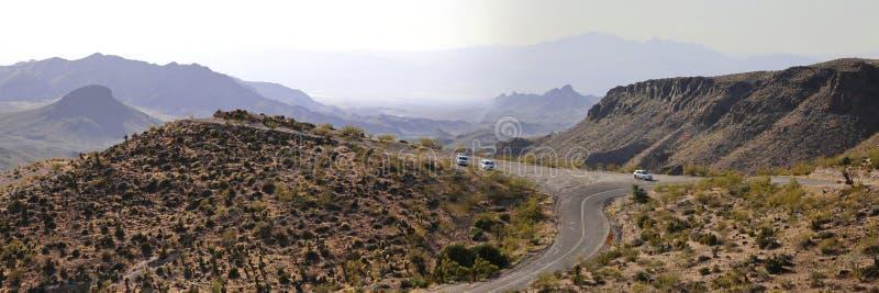 Trasa 66 w Arizona zdjęcia stock