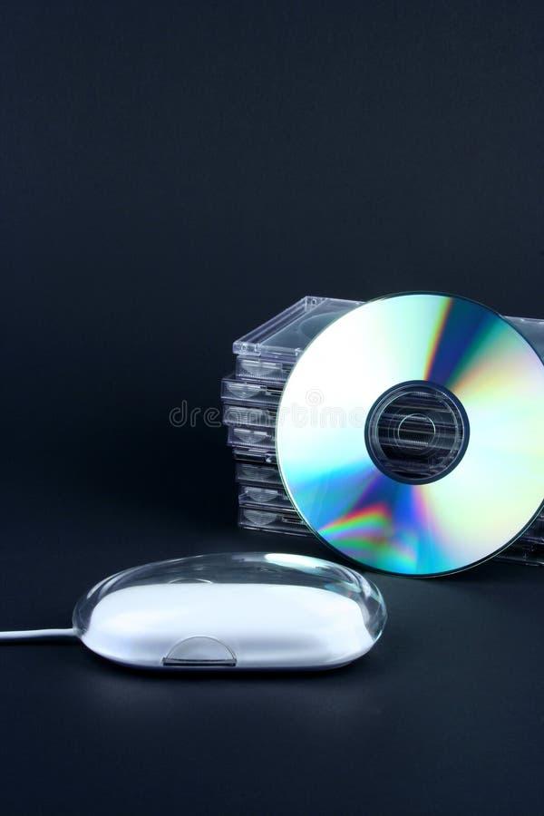 Trasferimento dal sistema centrale verso i satelliti di musica immagini stock libere da diritti