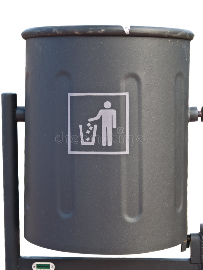 Download Trash can stock image. Image of consumer, disposal, still - 2599443