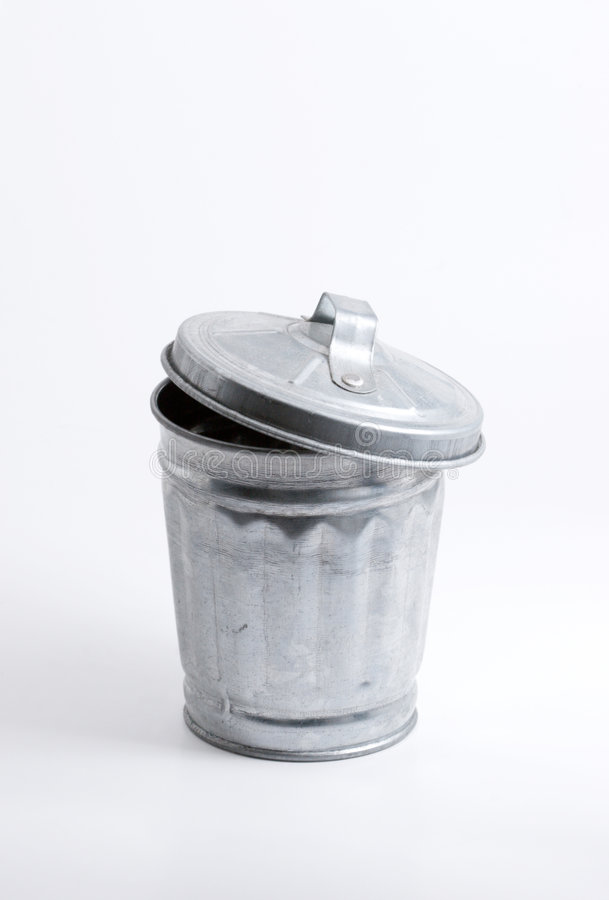 Free Trash Can Stock Photo - 630570