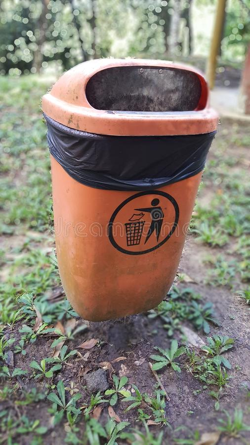 Trash Can stock photos