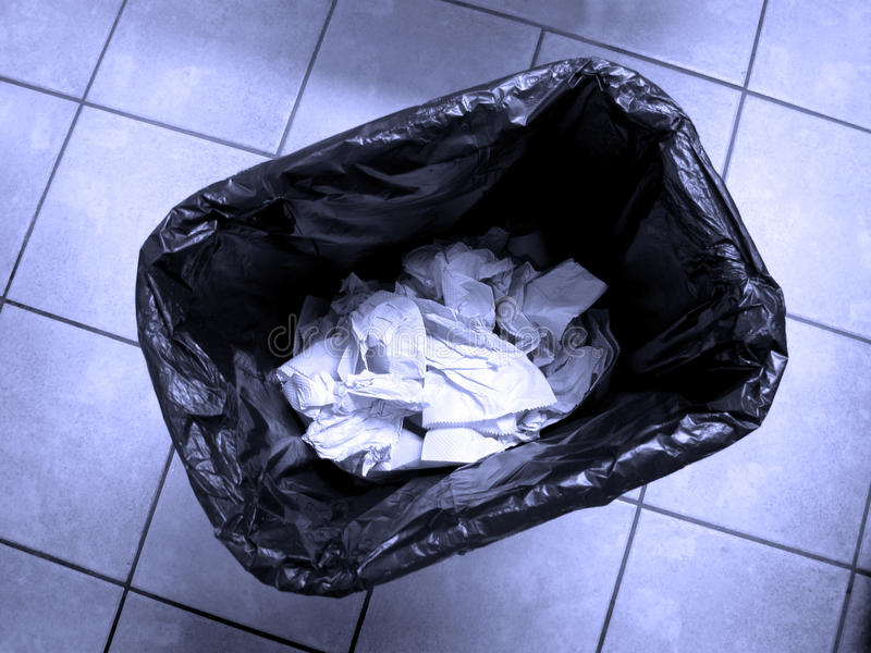 Download Trash Garbage Can stock photo. Image of background, object - 10429048