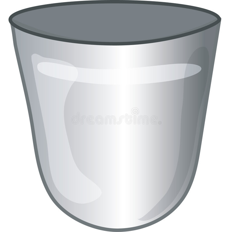 Trash Icon Stock Photo