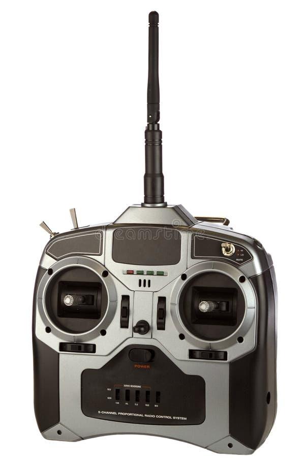 Trasmettitore del telecomando radio fotografia stock