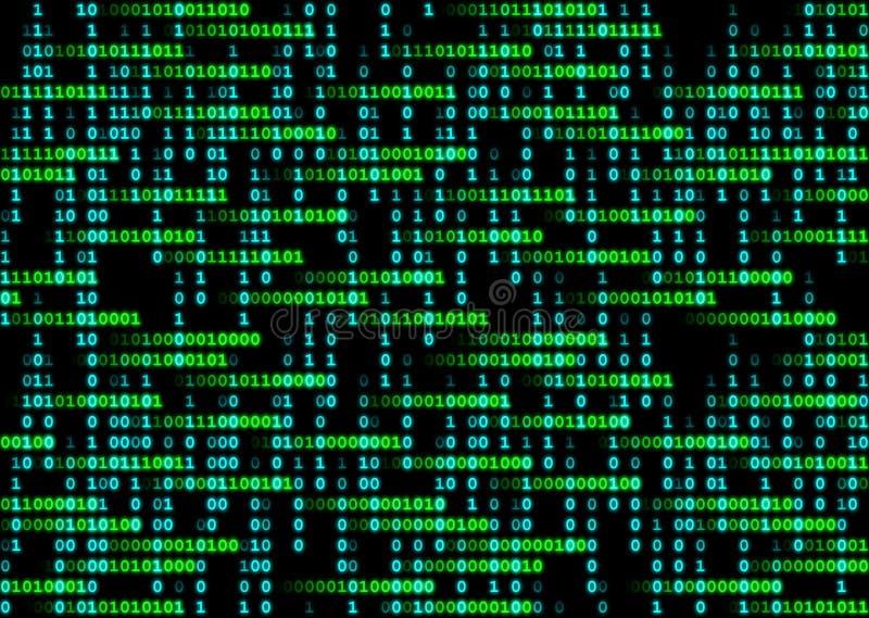 Trasmissione dei dati illustrazione di stock