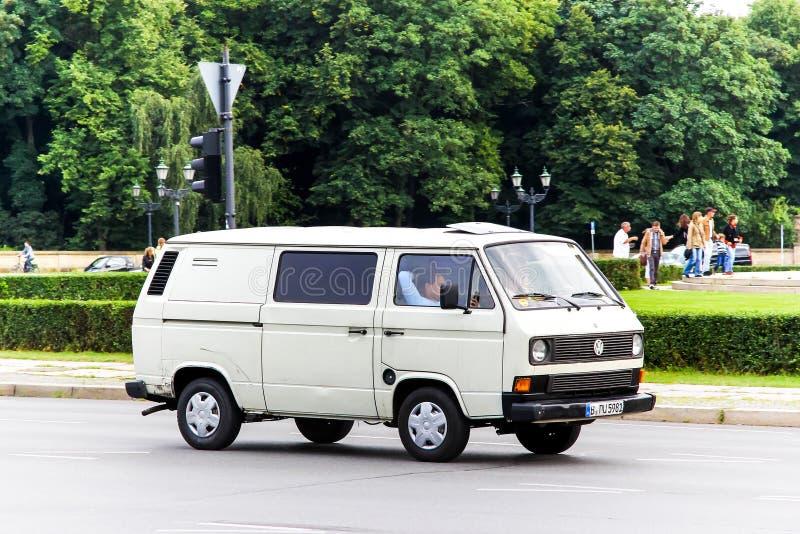 Trasportatore di Volkswagen immagini stock libere da diritti