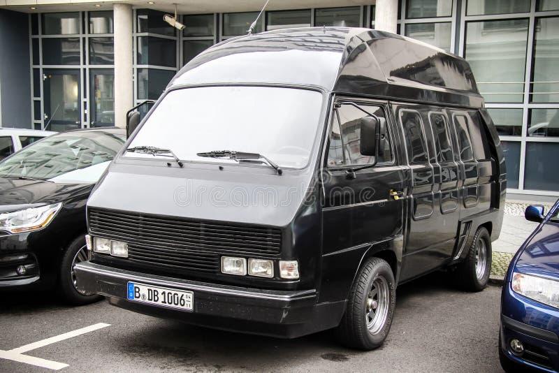 Trasportatore di Volkswagen immagini stock