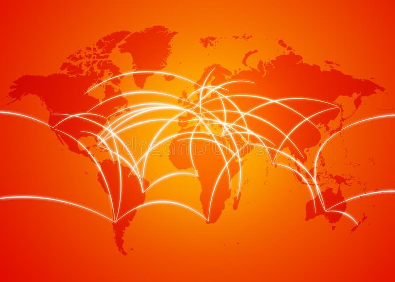 Download Trasporto æreo illustrazione di stock. Illustrazione di importazioni - 7312052