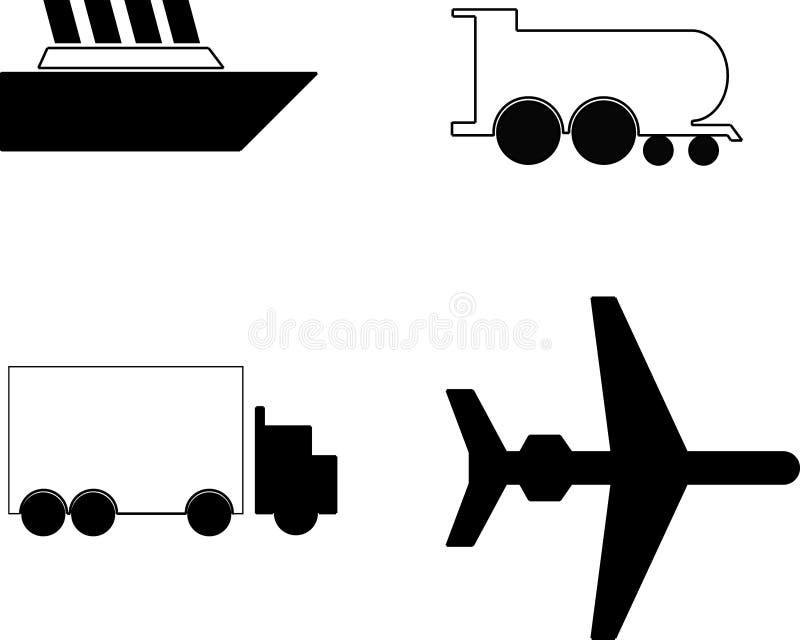 Download Trasporto illustrazione di stock. Illustrazione di aeroplano - 3890214