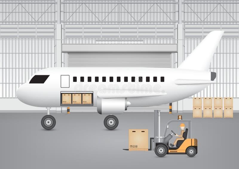 trasporto illustrazione di stock