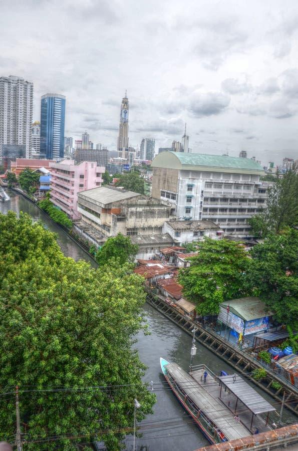 Trasporto della città fotografia stock