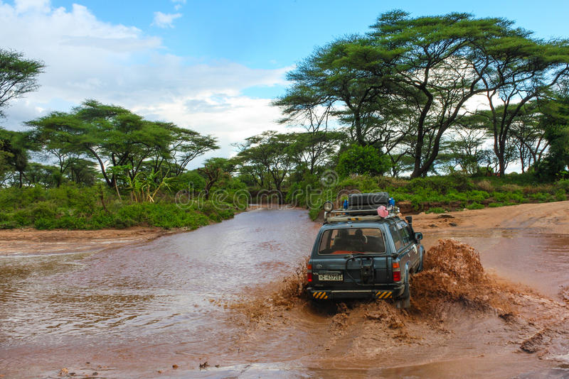 Trasporto etiopico immagini stock libere da diritti