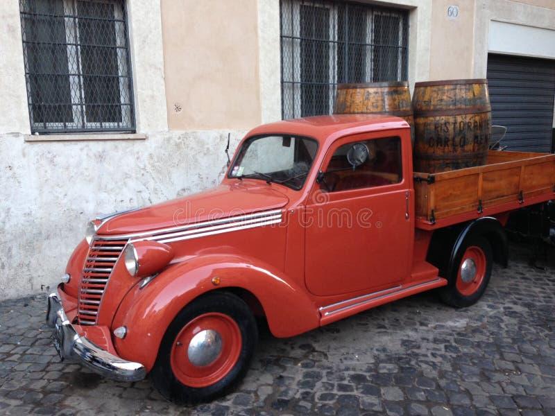 Trastevere, Itally fotografia stock