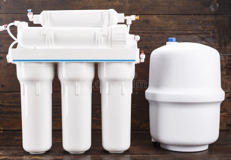 Tratamento da água da osmose imagem de stock royalty free