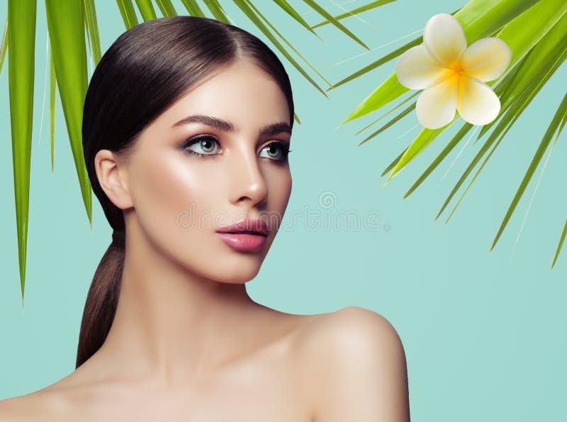 Tratamento, skincare, bem-estar e termas faciais fotos de stock royalty free