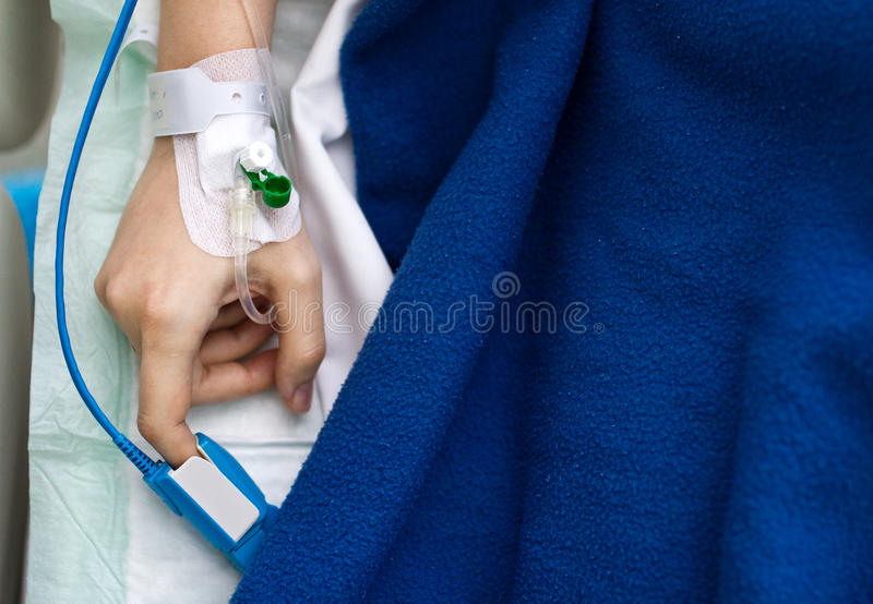 Tratamiento médico foto de archivo