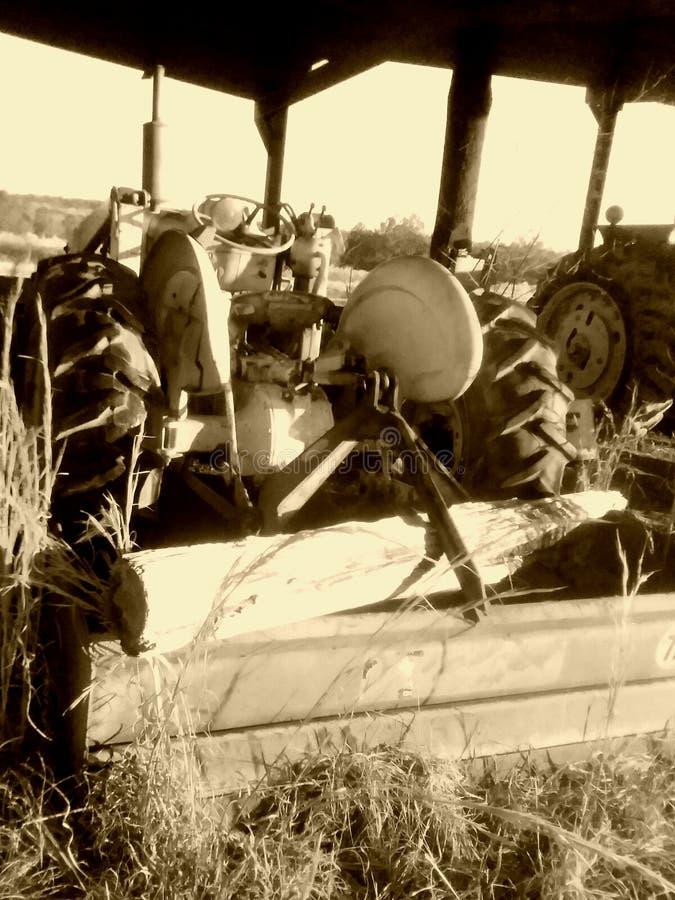 trattore fotografia stock