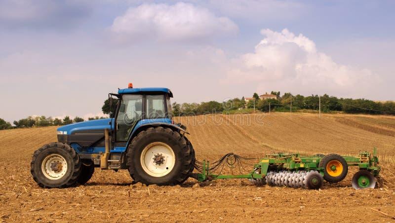 Trattore agricolo fotografie stock libere da diritti