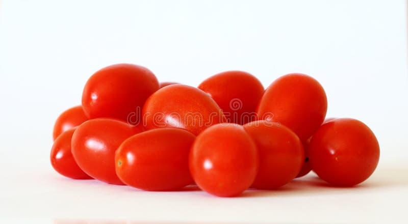 Trauben-Tomaten stockbild