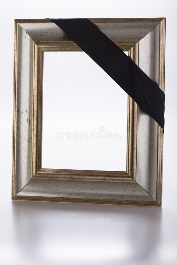 Trauerrahmen lizenzfreies stockfoto