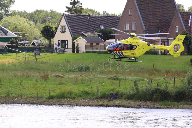 Download Trauma helicopter landing editorial stock photo. Image of accident - 20058348