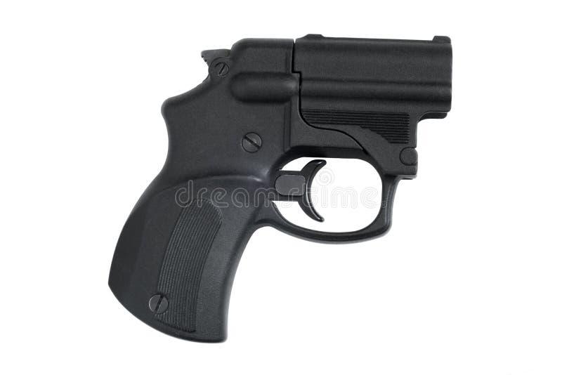 Traumatisch pistool royalty-vrije stock afbeelding