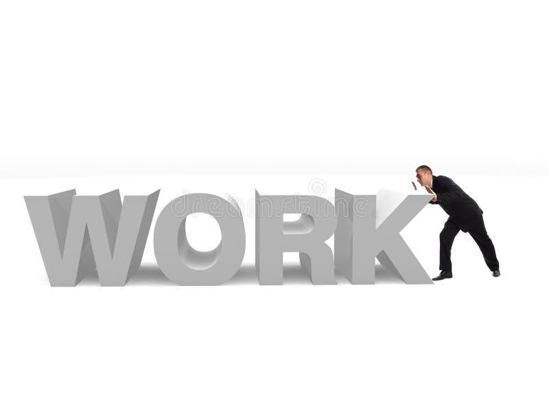 Download Travail photo stock. Image du force, problème, métaphore - 2141730