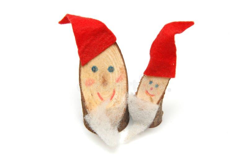 Travail manuel de Noël images stock