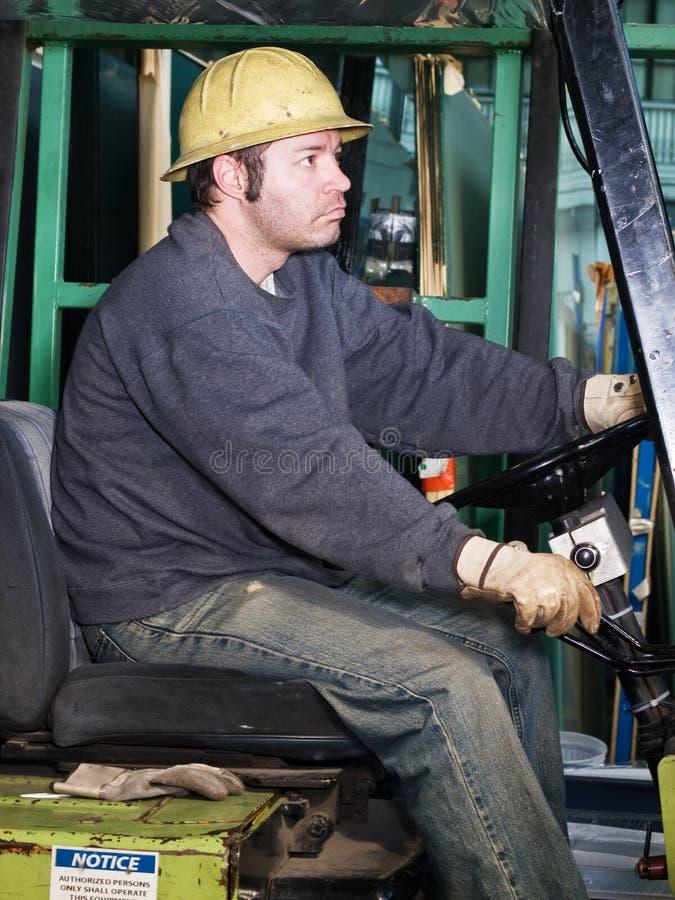 Travailleur de la construction mâle photos stock
