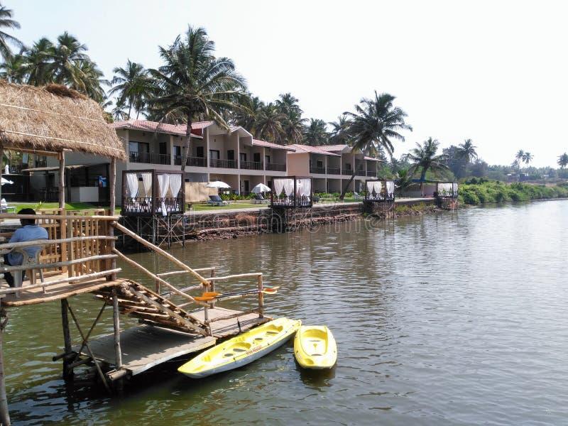 Traval in Goa fotografie stock