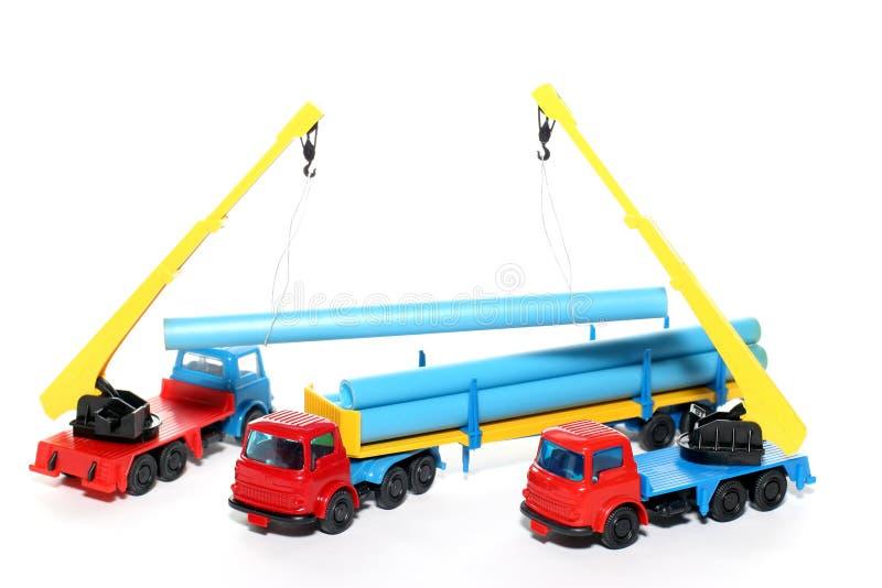 Download Travaux De Construction De Jouet 2 Photo stock - Image du jouet, camions: 2138490