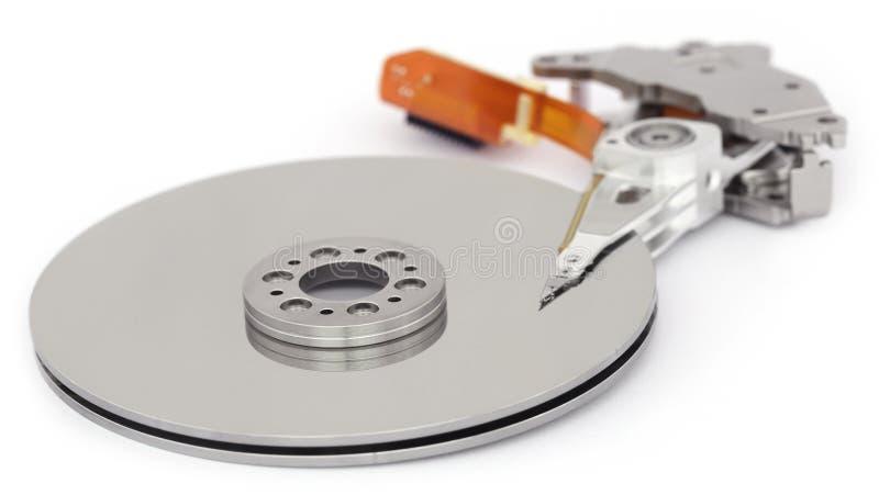 travaux forcés d'unité de disques ouverts photos libres de droits