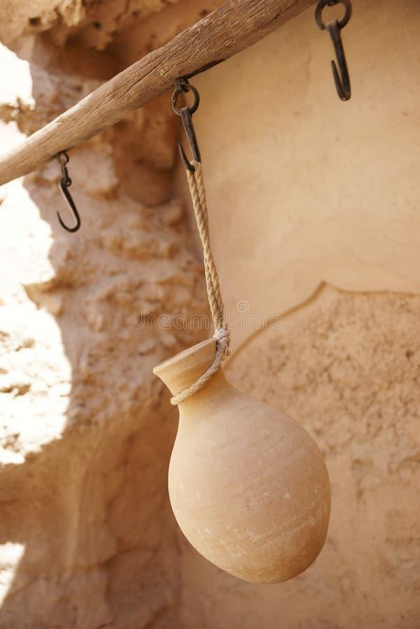 Travaux manuels traditionnels omanais photo libre de droits