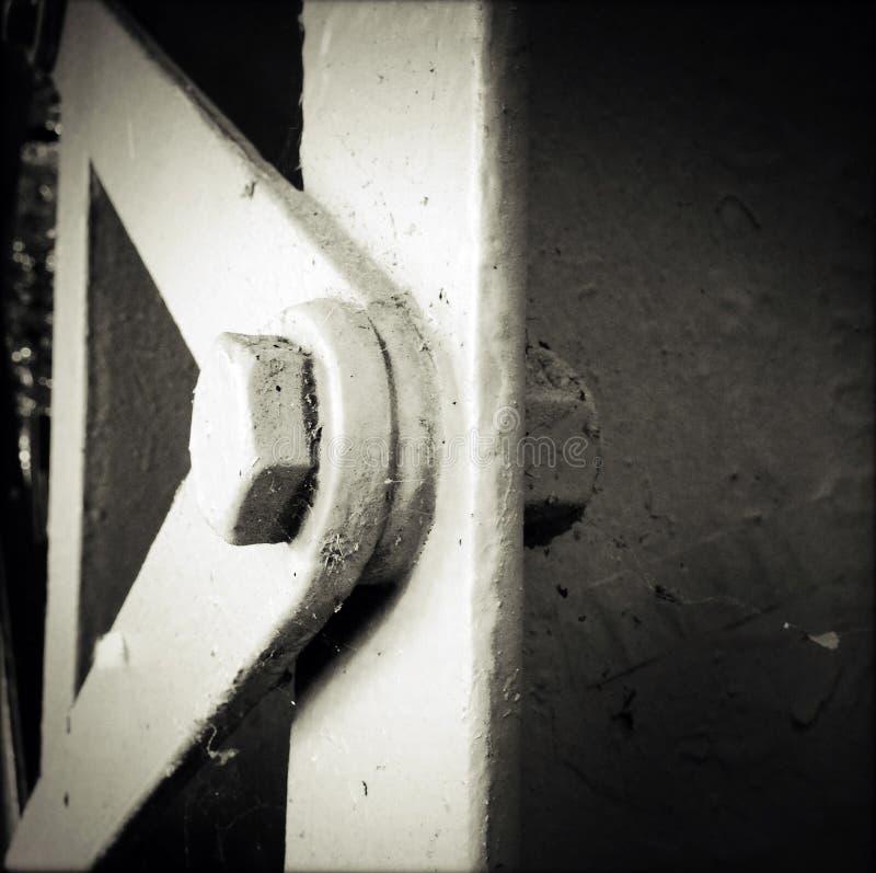 Trave d'acciaio fotografia stock libera da diritti