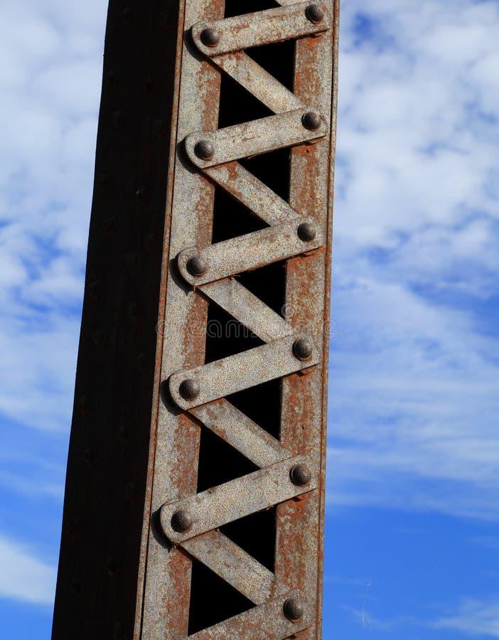 Trave di ponte immagine stock