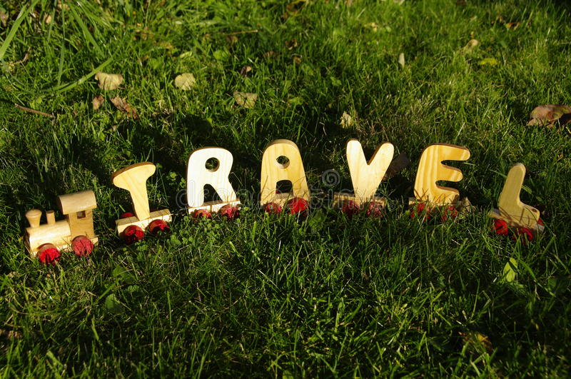 Download Travel stock photo. Image of wooden, travel, play, letters - 16400366