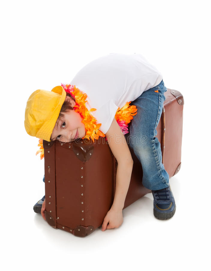 Download Travel stock image. Image of over, child, rest, portrait - 19483271