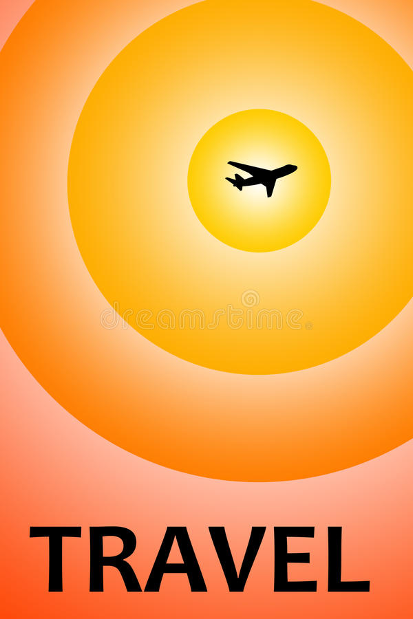 Download Travel stock illustration. Image of airways, blue, colored - 20970264