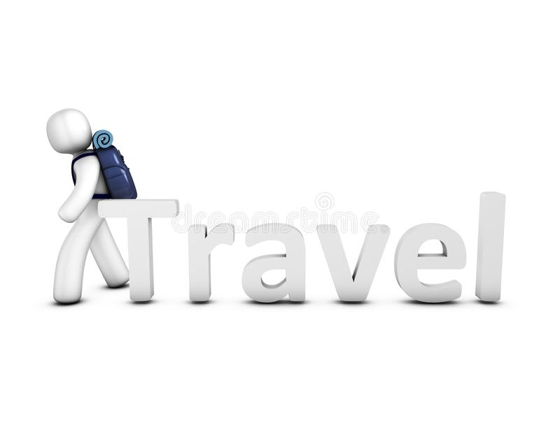 Download Travel stock illustration. Image of isolated, concept - 22559182