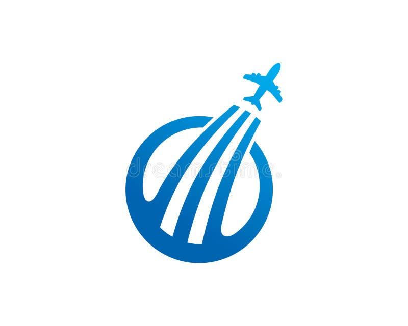 Download Travel Agent Logo Template Design Vector Emblem Concept Creative Symbol