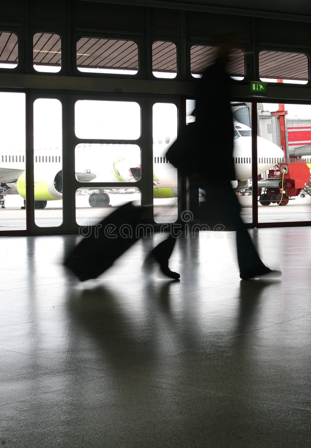 Travel Airport Stock Images