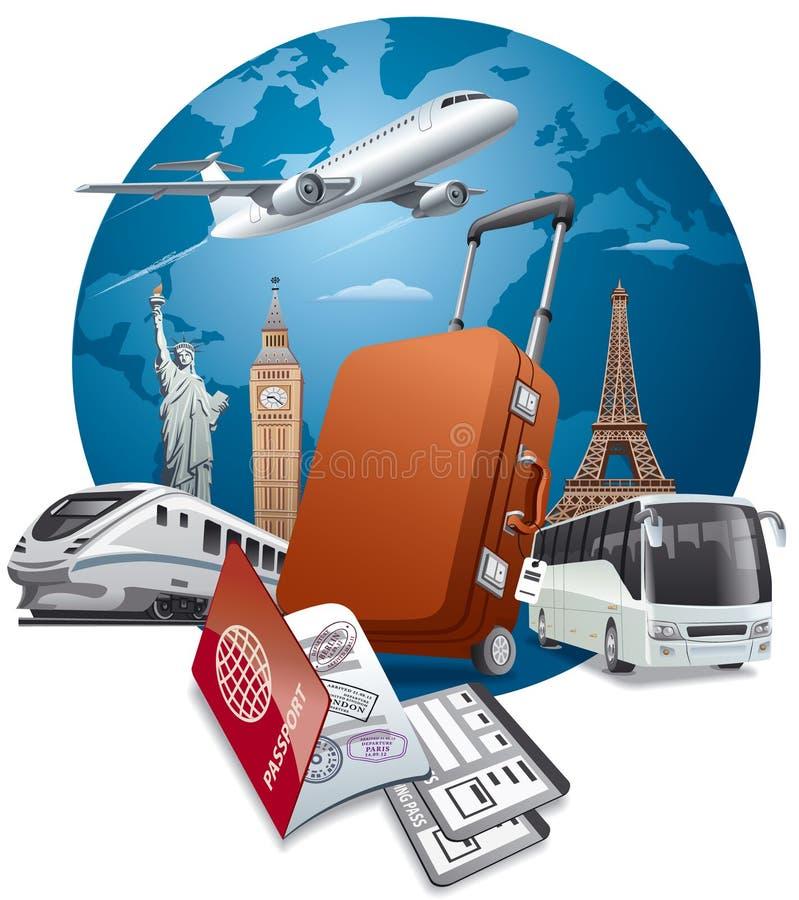 Free Travel Around World Stock Photography - 88191612